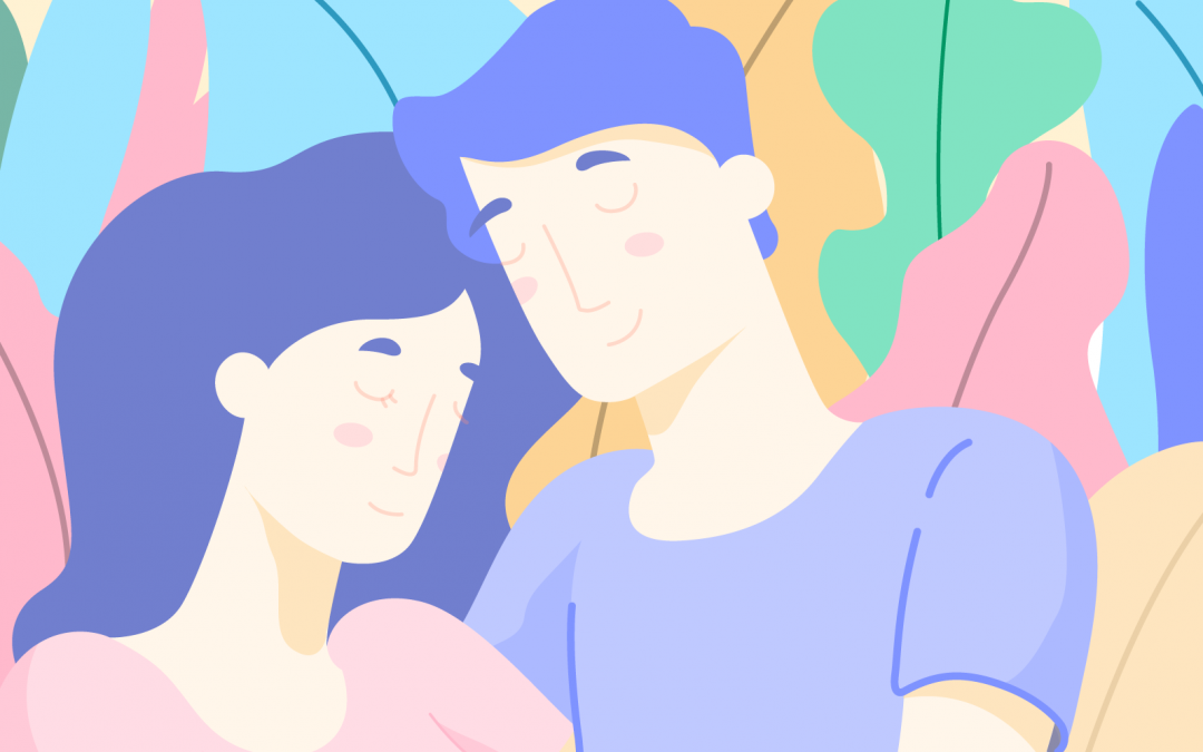 El romanticismo en la pareja ¿Quién es más romántico?