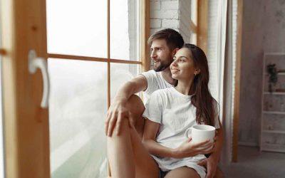 ¿Qué mantiene a la pareja unida?
